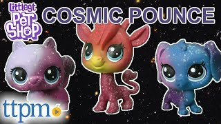Littlest Pet Shop Series 3 Cosmic Pounce Collection Pack from Hasbro