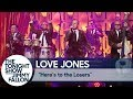 Love Jones: Here's to the Losers