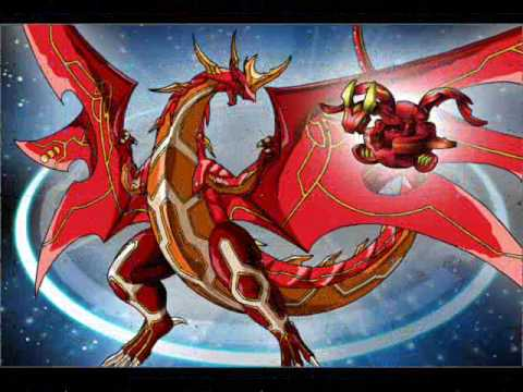 Mi Primer Video De Bakugan Youtube