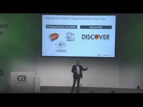 How Discover is Transforming it's Software Delivery Approach with an API Platform