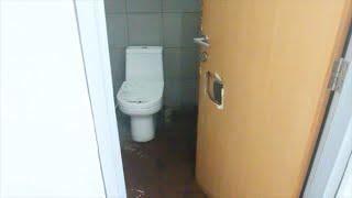 Begini Kondisi Toilet Sehari Pasca Ditemukanya Jenazah Mahasiswi UGM