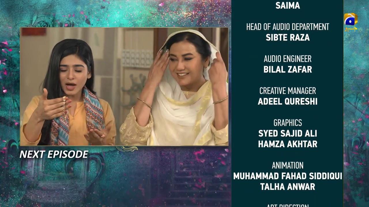 Download Main Agar Chup Hoon - Episode 36 Teaser - 27th December 2020 - HAR PAL GEO