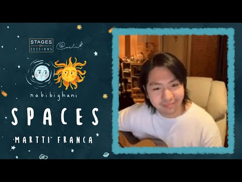 """Martti Franca - """"Spaces"""" Live at The Nabibighani Single Launch"""