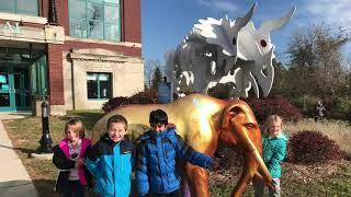 Aarav at Science Center- Fort Wayne
