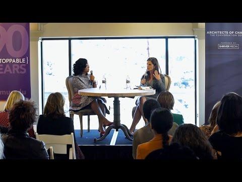 Architects of Change: Shonda Rhimes & Maria Shriver