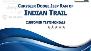 Customer Reviews  l Chrysler Dodge Jeep Ram of Indian Trail