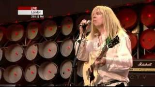 Live Earth London Spinal Tap Hdtv