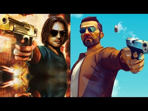 Evolution Of Gangstar Games On Android - IOS (2009 - 2017)