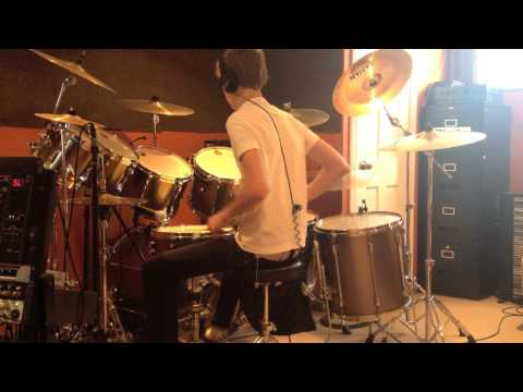 The Sky Under the Sea by Pierce the Veil (drum cover)