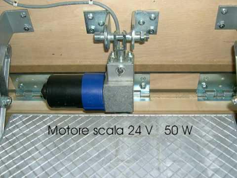 Scale Retrattili Motorizzate Estfeller Terminali Antivento