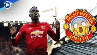 Paul Pogba joue avec les nerfs de Manchester United | Revue de presse