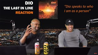 Dio - The Last In Line (REACTION!)