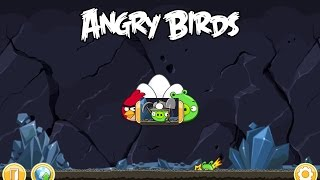 Angry Birds. Mine and Dine (level 16-10) 3 stars. Прохождение от SAFa