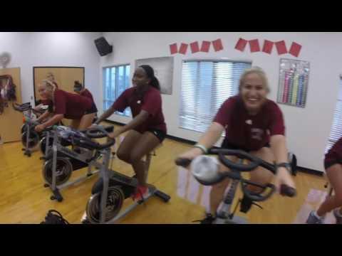 Florida Tech Women's Soccer 2016 Video Blog 1  Preseason