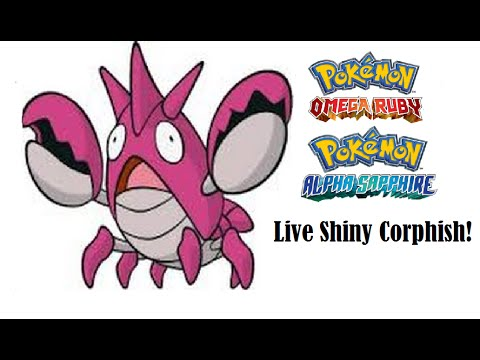 Corphish - Pokemon X and Y Wiki Guide - IGN