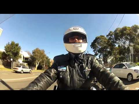 Motorcycle police team to target CBD congestion and safety