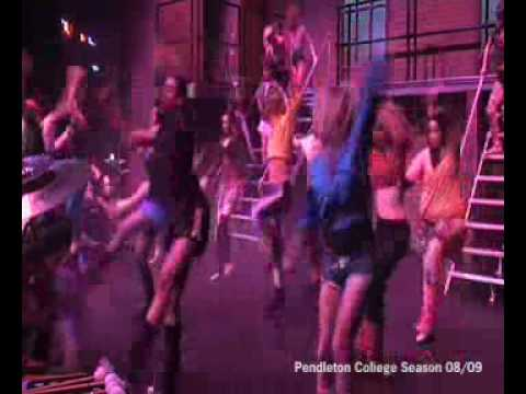 Pendleton College FAME -  There She Goes / Fame