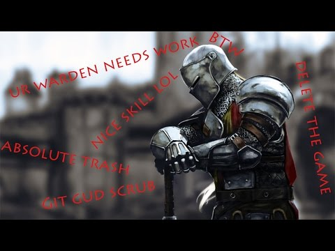 For Honor - The Joys of the Warden 2
