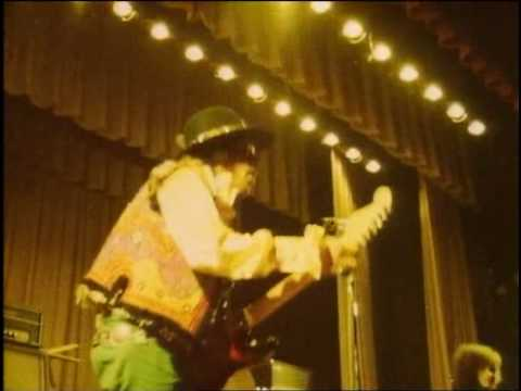 Jimi Hendrix  Wild Thing  68 Guitar Smash
