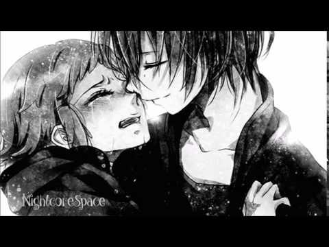 Nightcore one last time acoustic youtube - Anime boy hugging girl ...