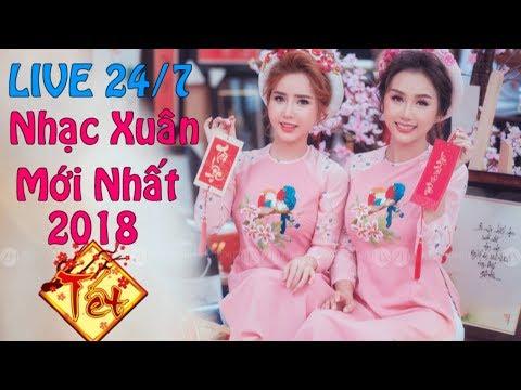 LIVE Liên Khúc Nhạc Xuân 2018 Remix - Nonstop Nhạc Tết Remix 2018 Hay Mới Nhất - Nhạc DJ Trẻ remix