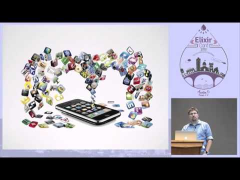 ElixirConf 2015 - Taking Phoenix beyond the browser with iOS and Apple Watch by Justin Schneck