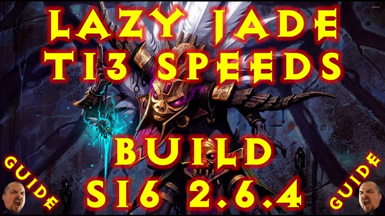 Image Result For Diablo Witch Doctor Lazy Build