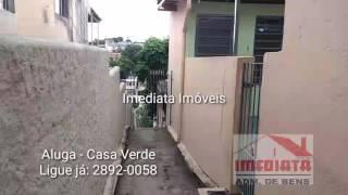 Aluga - Casa  Verde - Ligue - 2892-0058