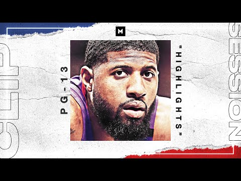 Paul George BEST Clippers Highlights 2019-20 Season | CLIP SESSION