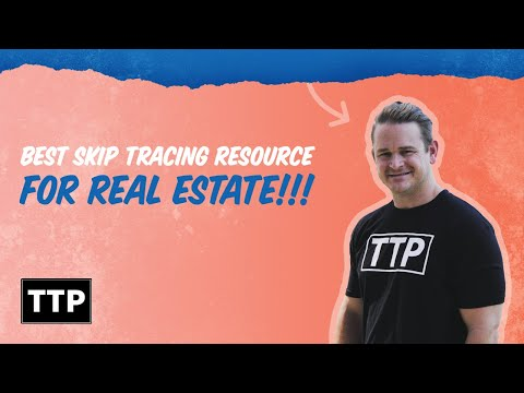 TOP Skip Trace Resources (Updated)