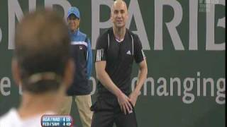 """Things Get Ugly Between Two Legends At Charity Event """"Agassi/Sampras"""""""