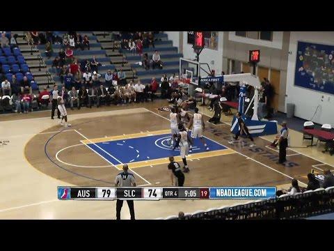 Bryn Forbes Austin Spurs Highlights: December 2016