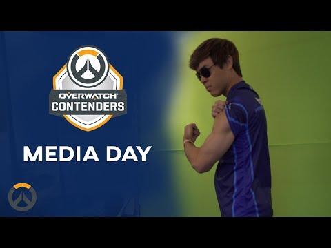 EnVy Overwatch - Overwatch Contenders Media Day