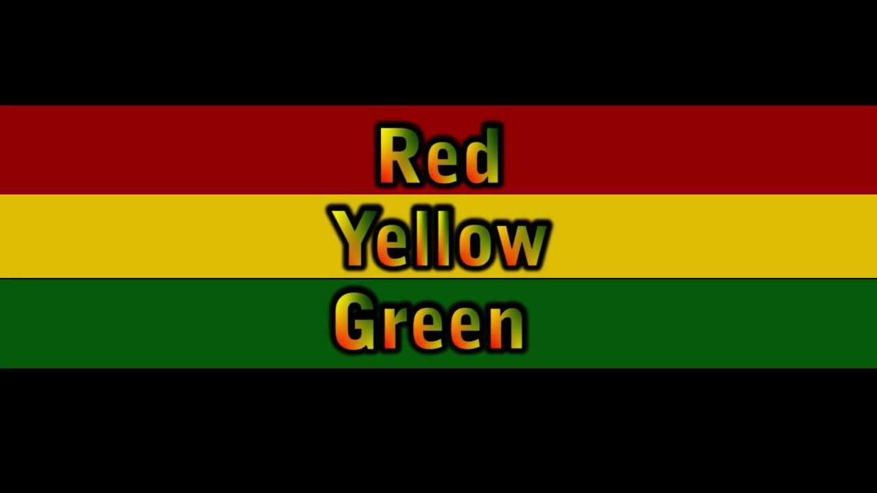 Bob Marley Flag Colors Meaning ~The Rastafarians - YouTube
