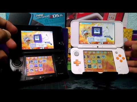 3DS Clasico le Pega a New 2DS XL