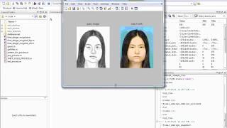 Matching Forensic Sketches to Mug Shot Photos