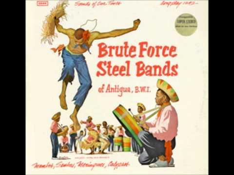 BRUTE FORCE STEEL ORCHESTRA - Mambo Jambo, Mambo No. 5