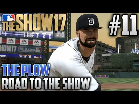 MLB The Show 17 Road to the Show | The Plow (Starting Pitcher) | EP11 | MAJOR LEAGUE DEBUT!