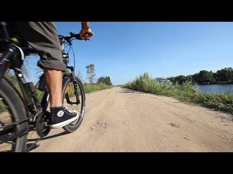 МОСКВА - ДМИТРОВ - ДУБНА на велосипеде. 135 км.