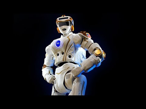 Valkyrie : Nasa's Most Advanced Space Humanoid Robot