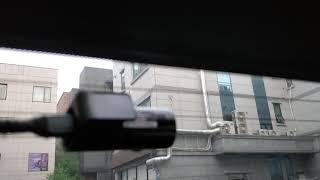 [ 카엔 ] K8 에 아이나비 QXD5000 후방 카메…