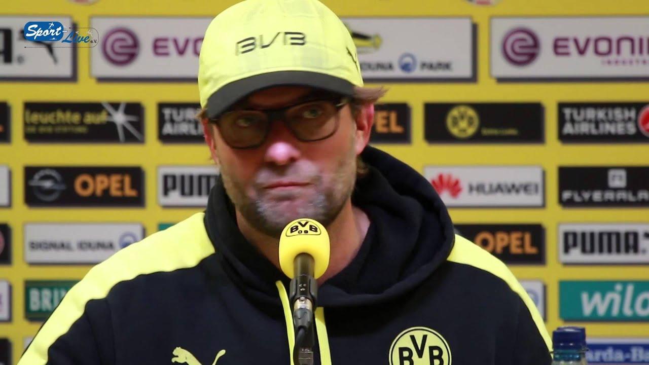 Jürgen Klopp muss für kleine Trainer
