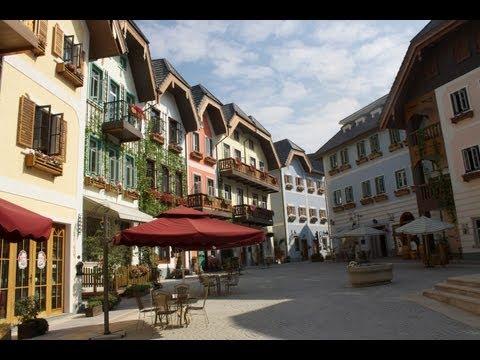 Adventures - Hallstatt - Crazy Austrian Village in Guangdong!