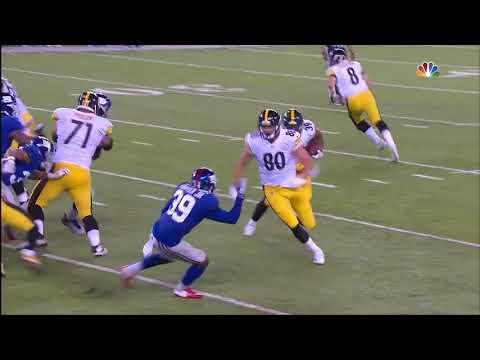 Terrell Watson takes in 15 yard TD!