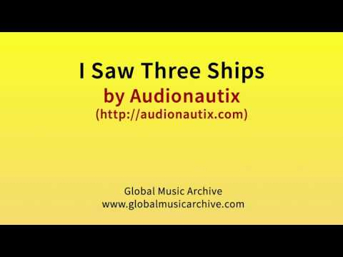 I saw three ships by Audionautix 1 HOUR