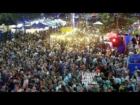 Live Stream: Lonsdale Street Festival 2018!