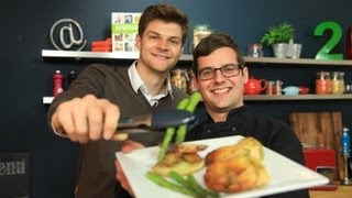 Cooking To Impress With Jim Chapman