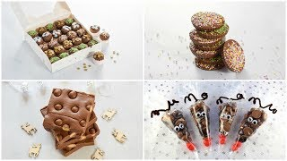 4 Quick And Easy Homemade Chocolate Gift Ideas