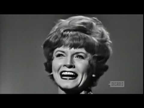 Janet Blair--Some People, 1963 TV, Gypsy