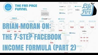 Brian Moran on the 7-Step Facebook Income Formula (Part 2)